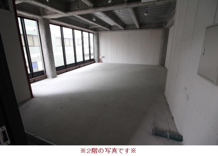 BOX FIVE 2階の室内写真